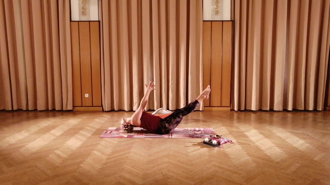 Yoga Video 15