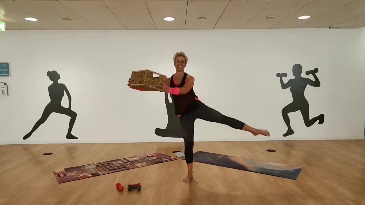 Yoga Video 35