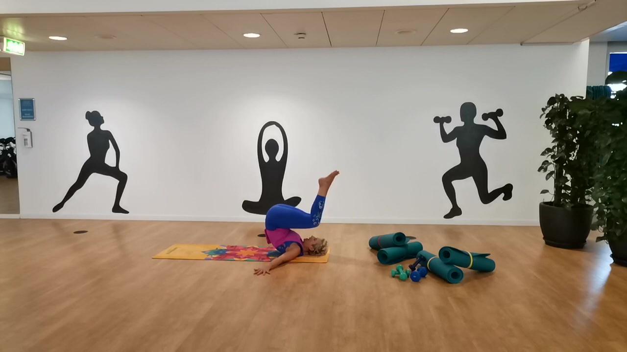 Yoga Video 38